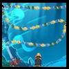 Marmor-Catcher-Tiefsee-Kreaturen Spiel