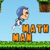 Mathe Mann kehrt Spiel