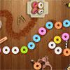 Aus Marmor Donut Spiel