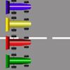 Mathematik-Auto Spiel