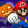 Mario-Shooting Kürbis Spiel