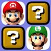 Mario Bros Memory-Spiel