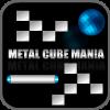Metall-Würfel maniya Spiel
