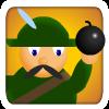 Mittelalterliche Bomberman 2 Spiel