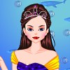 Mermaid Megan Dress Up Spiel