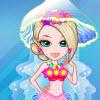 Mermaid Bride Dress Up Spiel