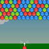 MEW BubbleShooter Spiel