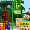 Minecraft Tetris Spiel