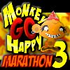 Monkey GO Happy Marathon 3 Spiel