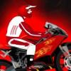 Motocross-Wut Spiel