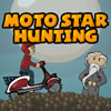 Moto-Star-Jagd Spiel