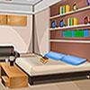 Moderne Guest House Escape Spiel