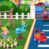Meine Kindergarten-Dekoration Spiel