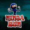 Ninja-Lauf Spiel