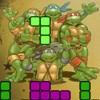 Ninja Turtles Tetris Spiel