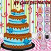 NY Cake Decoration Spiel