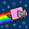 Nyan Cat FLY Spiel