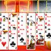 Alte Zirkus-Solitaire Spiel