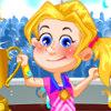 Olympische Dolly Spiel