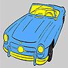 Älteste offene Top Auto Färbung Spiel