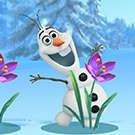 OLAF eingefroren verstecken suchen Spiel