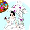 Paint me Snow White Spiel