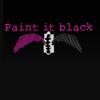 Malen Sie es schwarz Spiel