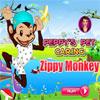Peppys Haustier Pflege - Zippy Affe Spiel