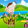 Peppys Haustier Pflege - Affen Schaukeln Spiel