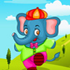 Haustier Elephant-Dress up Spiel