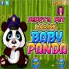 Peppys Haustier Pflege - Babypanda Spiel