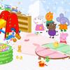 Peppa Pig Spielzimmer Dekoration