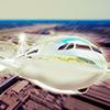 Flugzeug Pilot Parkplatz Spiel