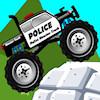 Polizei-Monster-Truck Spiel