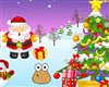 Pou decorated Christmas Spiel