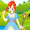 Prinzessin Bloom Dressup Spiel