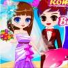 Romantic Dolphin Bay Wedding Spiel