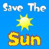Speichern Sie die Sonne Spiel