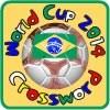 Samba Soccer Brazil World Cup Crossword Spiel
