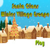 Santa Claus Winter Village Escape Spiel