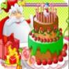 Santa Clauss lecker Kuchen Spiel