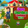 Sam-Garten-Reinigung-Zeit Spiel