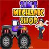 Sams-Mechaniker-Shop Spiel