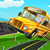 School Bus Parking Frenzy Spiel