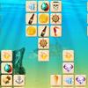 Meeres-Königreich Mahjong Spiel