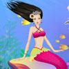Sirene-Dress Up Spiel