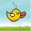 Verschlafene Vogel Spiel