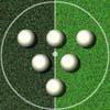 Snooker-Soccer Spiel