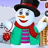 Snow Man Merry Christmas Spiel