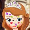 Sofia-Gesichts-Haut-Arzt Spiel